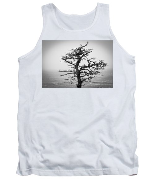 Bare Cypress Tank Top by Melinda Ledsome