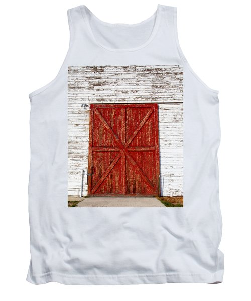 Barn Door Tank Top