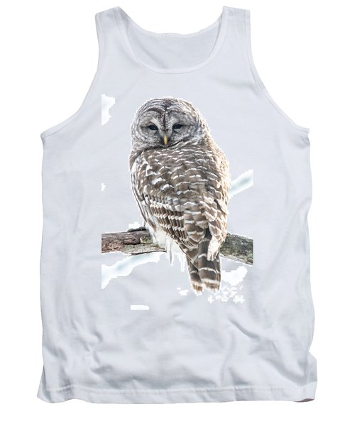 Barred Owl2 Tank Top