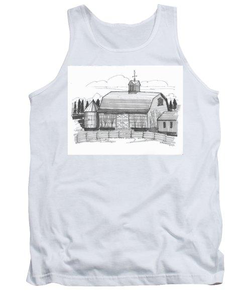 Barrytown Barn Tank Top