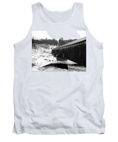 Bath Covered Bridge Tank Top