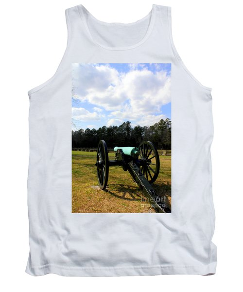 Battlegrounds Of Chattanooga Tank Top