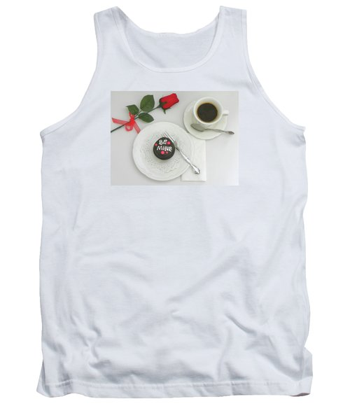 Tank Top featuring the photograph Be Mine by Sandi OReilly