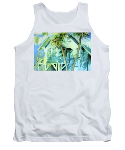 Beach Cottage Tank Top