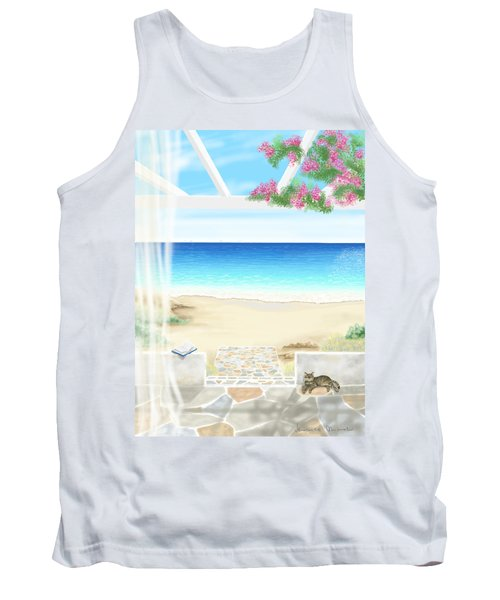 Beach House Tank Top