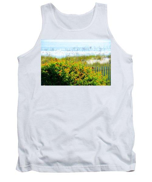 Beachy Butterflies  Tank Top