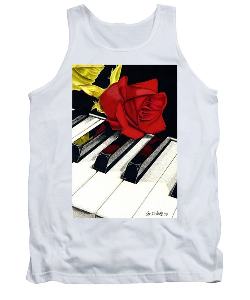 Beautiful Music Tank Top