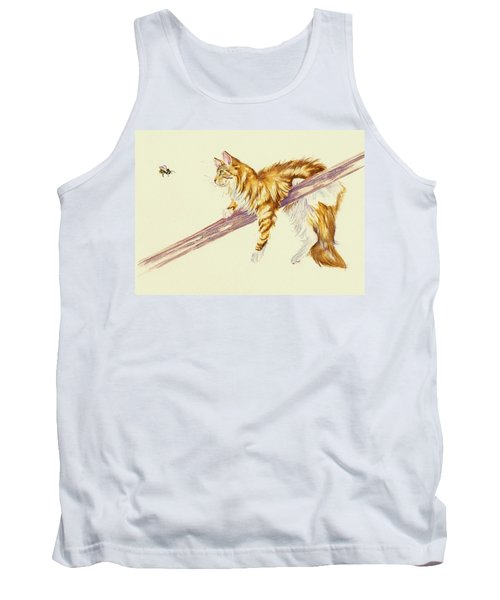 Bee Determined Tank Top