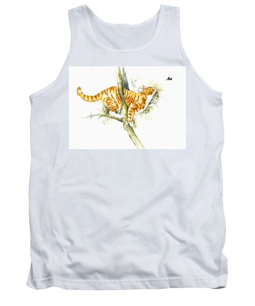 Bee High Tank Top