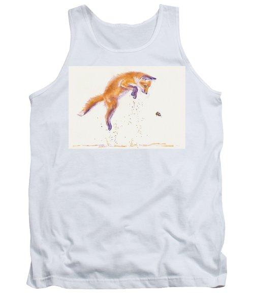 Bee Naive Tank Top