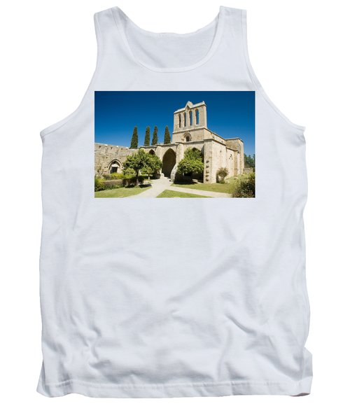 Bellapais Abbey Kyrenia Tank Top