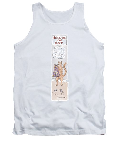 Belling The Cat 'well Tank Top