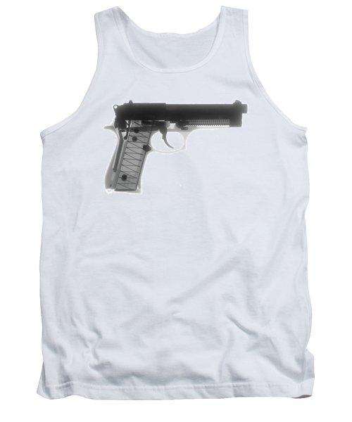 Beretta 9mm X-ray Photograph Tank Top