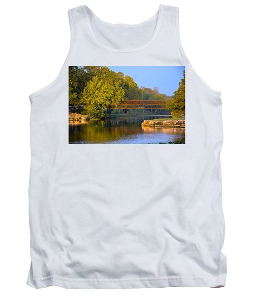 Berry Creek Bridge Tank Top