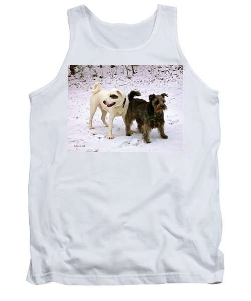 Best Buddies Tank Top