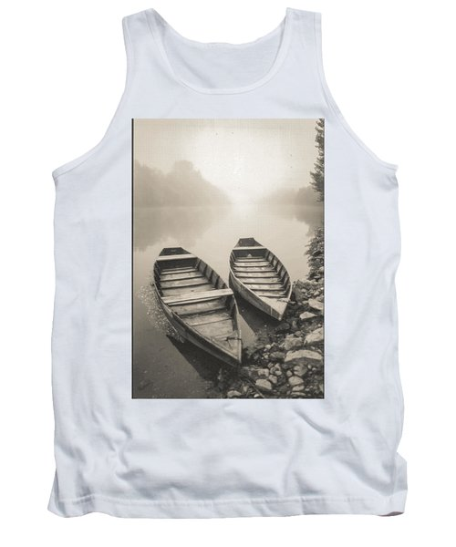 Beynac Boats Tank Top