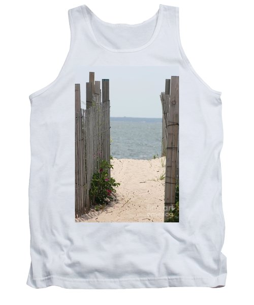 Beyond The Dunes Tank Top