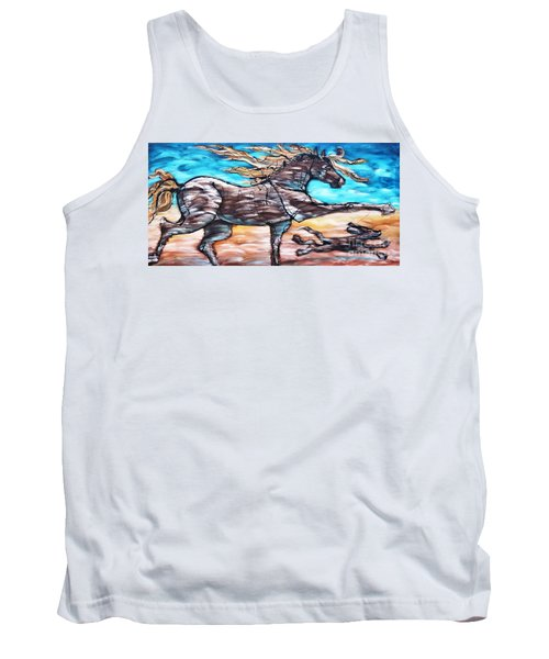 Bhound To Get There Tank Top