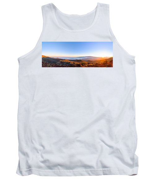 Big Island Sunset 2 Tank Top