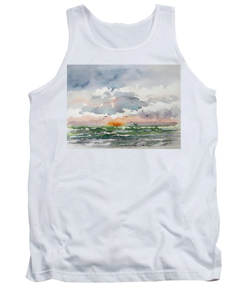 Birds Rising IIi Tank Top