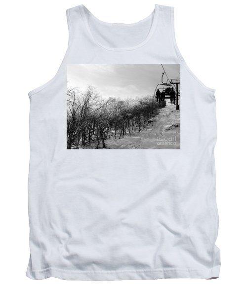 Black Ice Tank Top