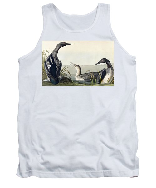 Black Throated Diver  Tank Top