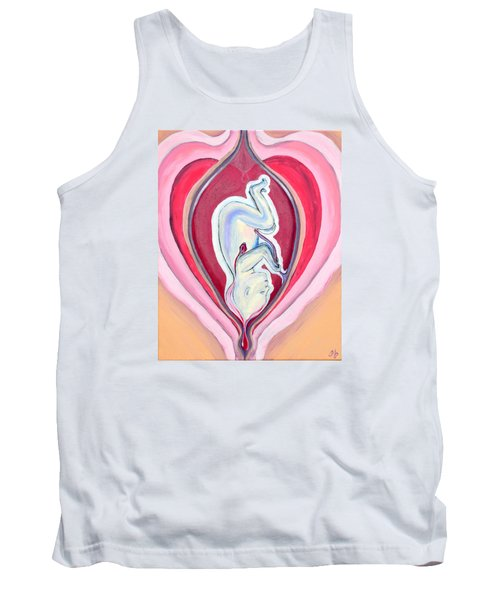 Bleeding Heart Tank Top