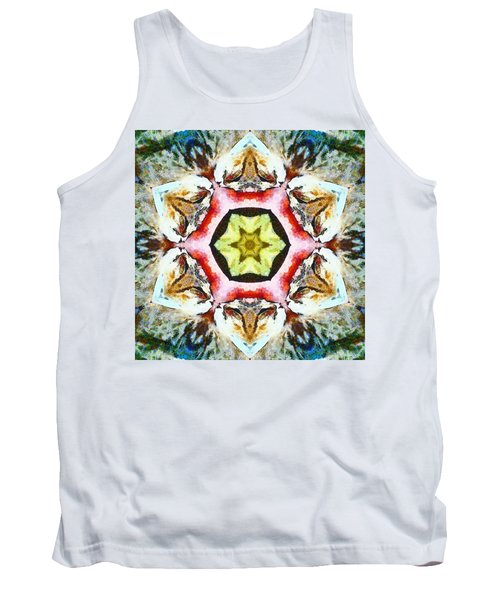 Blooming Fibonacci Tank Top
