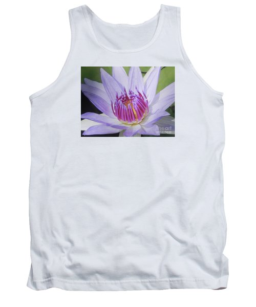 Tank Top featuring the photograph Blooming For You by Chrisann Ellis