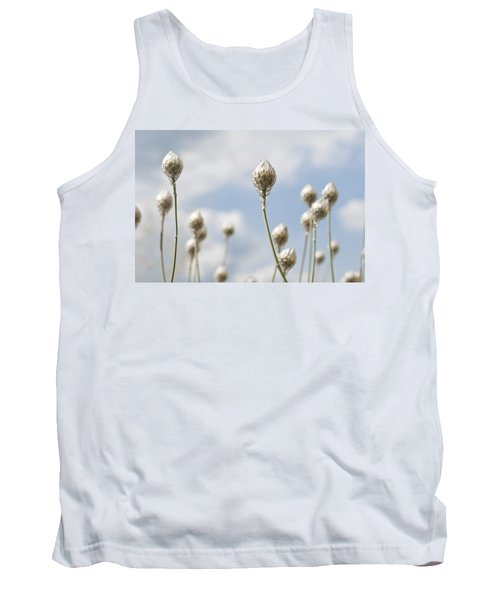 Blue Cupidone Tank Top