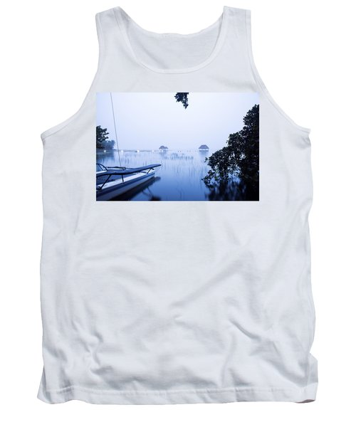 Blue Lagoon Tank Top