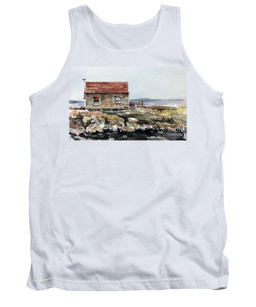 Blue Rocks Nova Scotia Tank Top