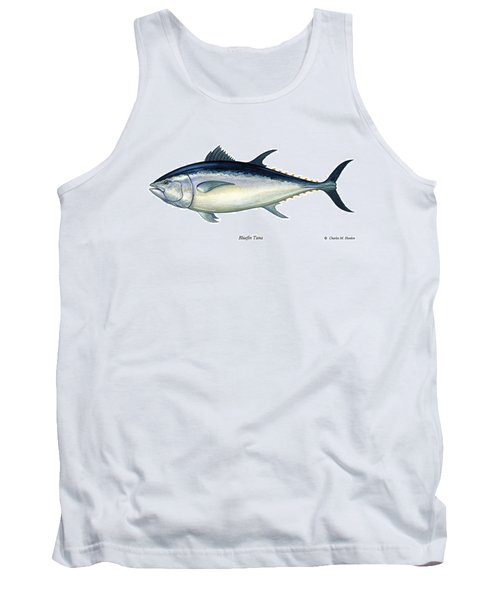 Bluefin Tuna Tank Top
