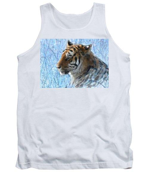 Bluegrass Tiger Tank Top