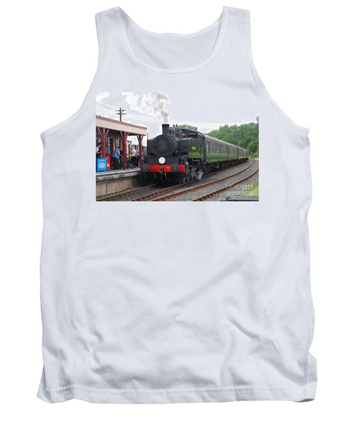 Bodiam Station Tank Top