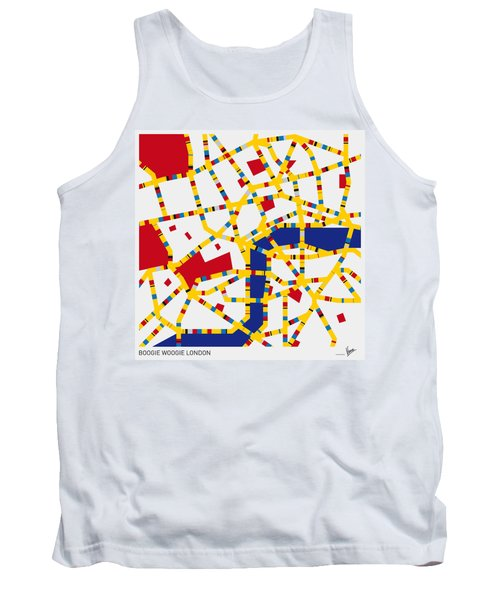 Boogie Woogie London Tank Top
