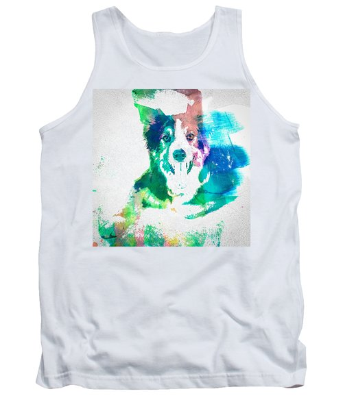 Border Collie - Wc Tank Top