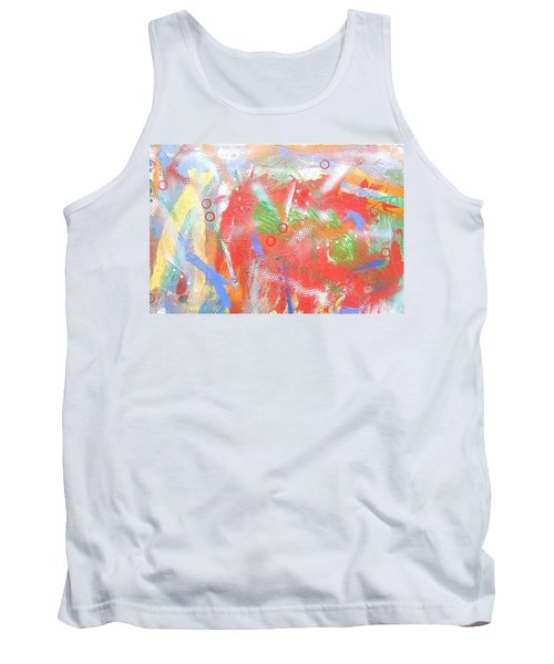 Borderline Tank Top