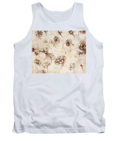 Botanical Table Tank Top