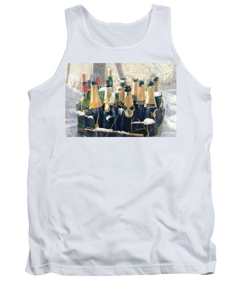 Boxing Day Empties Tank Top