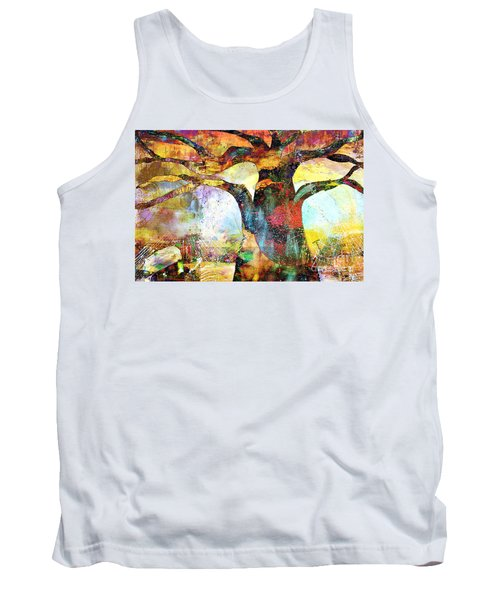 Branching Out Tank Top