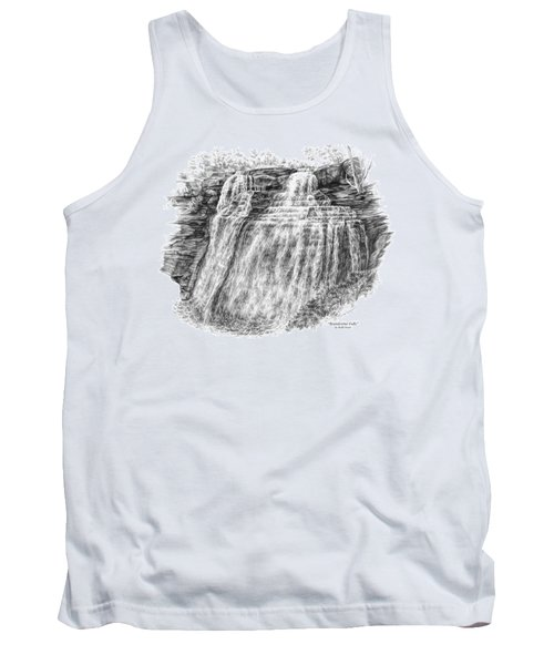 Brandywine Falls - Cuyahoga Valley National Park Tank Top