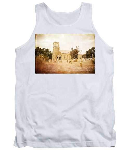 Brick Church In Montgomery Tank Top