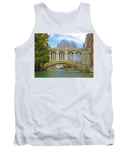 Bridge Of Sighs Cambridge Tank Top