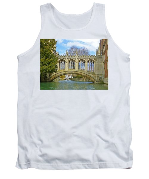 Bridge Of Sighs Cambridge Tank Top