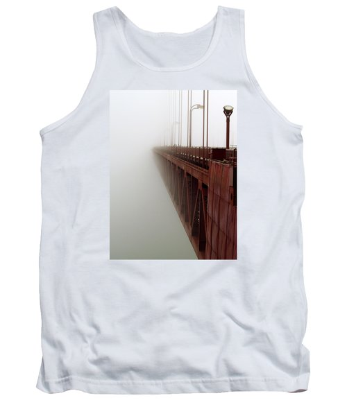 Bridge To Obscurity Tank Top by Bill Gallagher