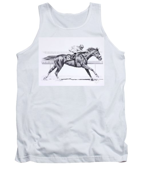 Bring On The Race Zenyatta Tank Top