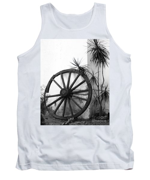 Broken Wheel Tank Top