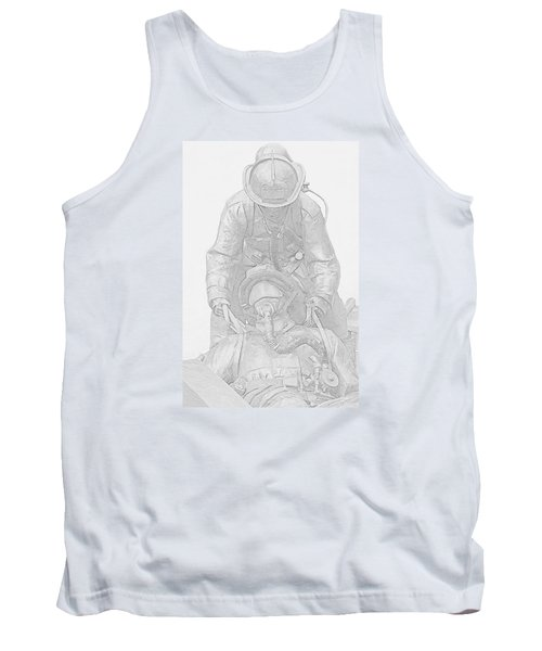 Brothers Tank Top by Susan  McMenamin