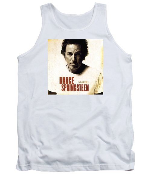 Tank Top featuring the photograph Bruce by Bruce
